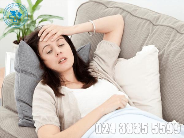 Uống thuốc phá thai xong bị đau bụng 1