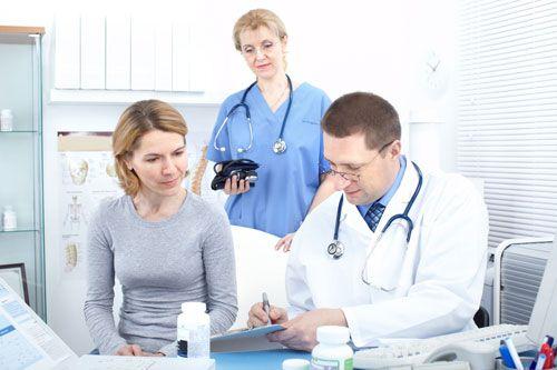 Điều trị viêm lộ tuyến cổ tử cung diện rộng 2