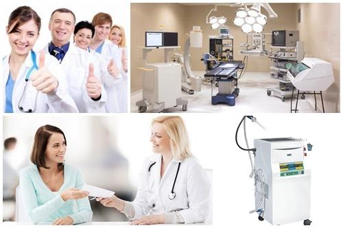 Điều trị viêm lộ tuyến cổ tử cung bằng leep 2