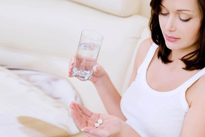 Phá thai bằng thuốc thử que vẫn 2 vạch 1