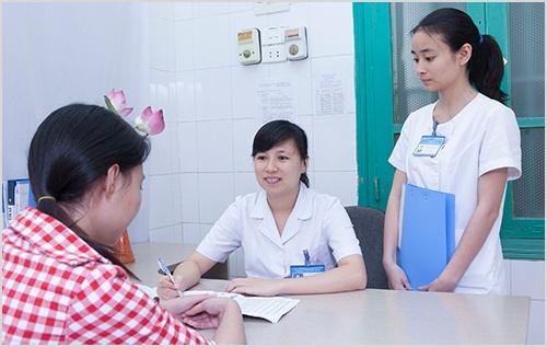 Phòng khám phụ khoa ngoài giờ chất lượng cao tại Hà Nội 2