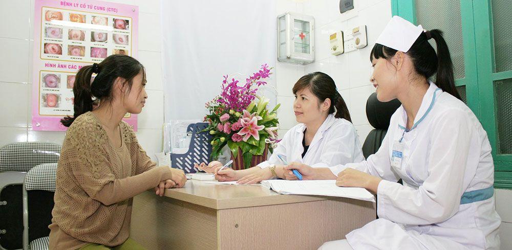 Top 5 địa chỉ khám phụ khoa ở Hà Đông 2