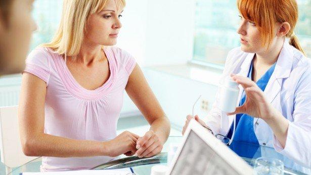 Viêm lộ tuyến cổ tử cung có đặt vòng được không 2