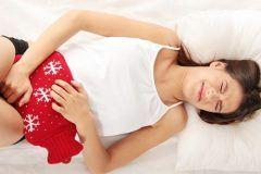 Đặt vòng tránh thai xong bị ra máu có làm sao không 1