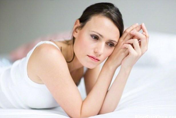 Đặt vòng tránh thai bị rối loạn kinh nguyệt phải làm sao 1